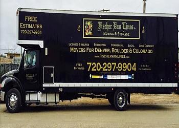 Denver moving company Fischer Van Lines