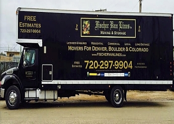 Denver moving company Fischer Van Lines, Moving and Storage, llc.