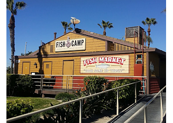 Huntington Beach seafood restaurant Fish Camp