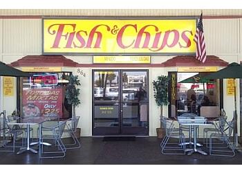 Salinas seafood restaurant Fish & Chips Alisal