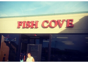 Syracuse seafood restaurant Fish Cove