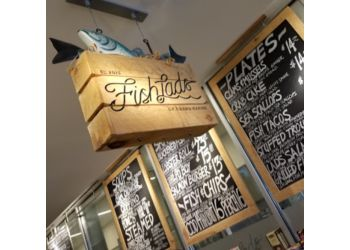 Grand Rapids Seafood Restaurant Fish Lads