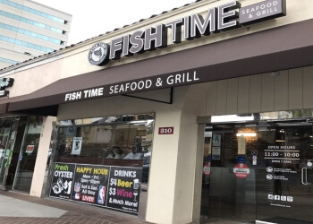 Glendale seafood restaurant Fish Time