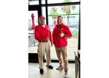 Corpus Christi window cleaner Fish Window Cleaning