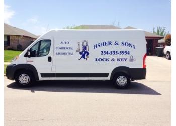 Killeen locksmith Fisher & Sons' Lock & Key