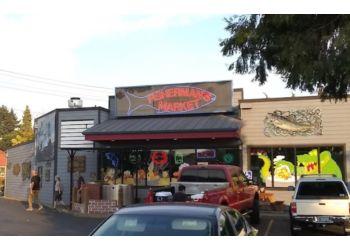Eugene seafood restaurant Fisherman's Market