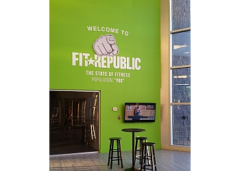 Tacoma gym Fit Republic