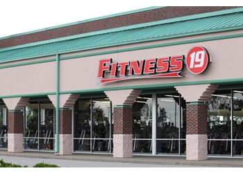 Louisville gym Fitness 19