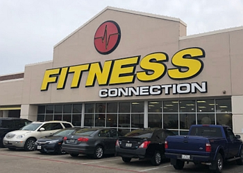 Arlington gym Fitness Connection