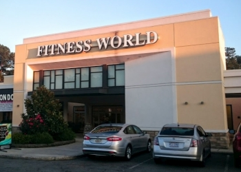Durham gym Fitness World