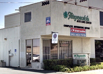 Costa Mesa car repair shop Fitzgeralds Auto Care Center