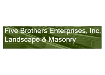 Yonkers landscaping company Five Brothers Enterprises, Inc.
