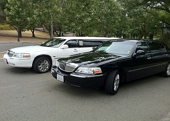 San Francisco limo service Five Emerald Limousine