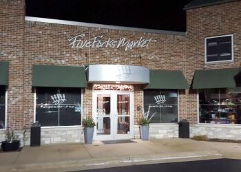 Rockford american restaurant Five Forks Market
