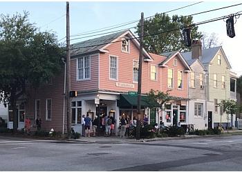 Charleston cafe Five Loaves Cafe