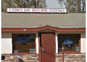 Escondido sports bar 5 Points Sports Bar