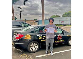 San Diego driving school Five Star Driving School