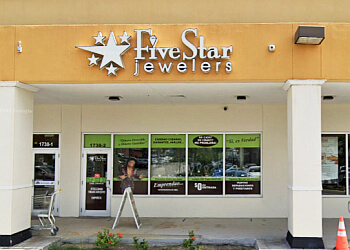 Hialeah jewelry Five Star Jewelers