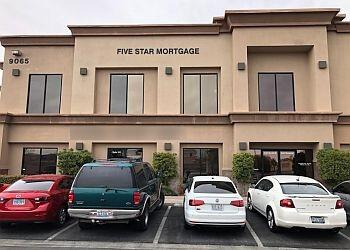 Henderson mortgage company Five Star Mortgage
