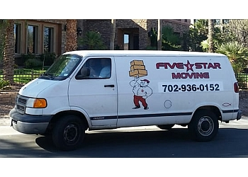 Las Vegas moving company Five Star Moving