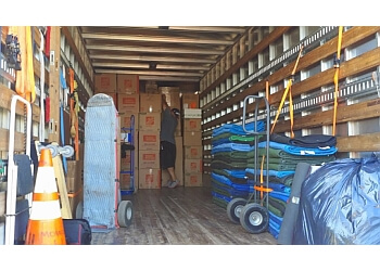 Five Star Moving Companies Santa Clara Moving Companies