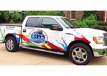 Chattanooga painter Five Star Painting