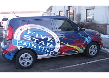 El Paso painter Five Star Painting