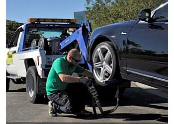 Long Beach towing company Five Star Towing
