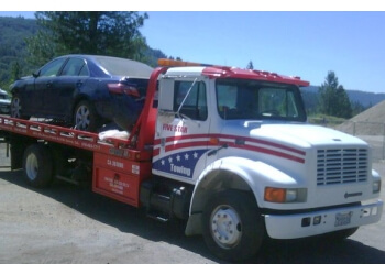 Elk Grove towing company Five Star Towing & Transport, Inc.