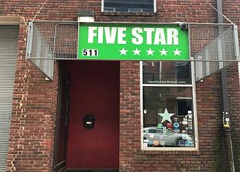 Raleigh chinese restaurant Five Star restaurant