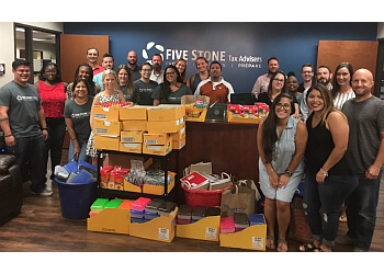 Austin tax service Five Stone Tax Advisers, LLC