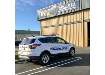 Modesto auto body shop Fix Auto