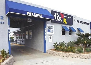 Oceanside auto body shop Fix Auto