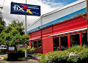 Portland auto body shop Fix Auto