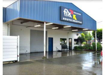Seattle auto body shop Fix Auto South Seattle