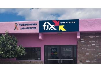 Tucson auto body shop Fix Auto