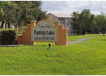 Pembroke Pines golf course Flamingo Lakes Golf & Country Club