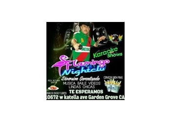 Garden Grove night club Flamingo Night Club