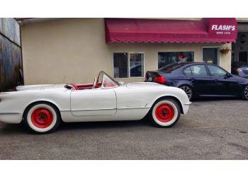 Spokane auto body shop Flash's Auto Body & Paint