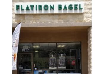 Thousand Oaks bagel shop Flatiron Bagel Co.