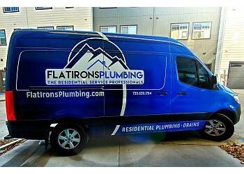 Arvada plumber Flatirons Plumbing