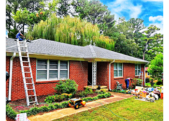 Huntsville roofing contractor Fleming Roofing & Restoration