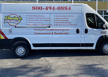 West Palm Beach carpet cleaner Fleming's Carpet Cleaning