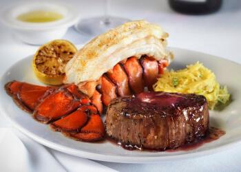 Berkeley steak house Fleming's Prime Steakhouse & Wine Bar