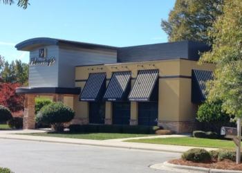 Greensboro steak house Fleming's Prime Steakhouse & Wine Bar