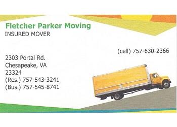 Chesapeake moving company Fletcher Parker Moving