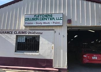 New Orleans auto body shop Fletcher's Collision Center, LLC.