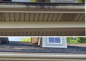 Louisville gutter cleaner Flo-Rite Gutter Service