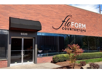 Portland custom cabinet FloForm Countertops