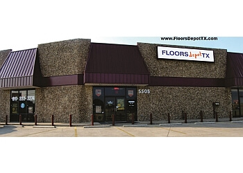 Fort Worth flooring store Floors Depot TX